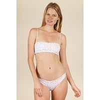 Skin by Same - Bandeau Top | Mini Rose