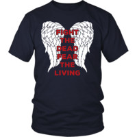 The Walking Dead T Shirt - Daryl Wings - TV & Movies T Shirt