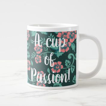 Cool cup of Passion Coffee mug