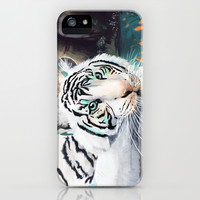 Forest Guardian iPhone & iPod Case by Insomnia Sketches