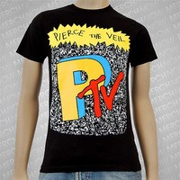 Ptv Logo Black : MerchNOW