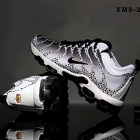 Fashion Online Nike Air Max Plus Tn Woman Fashion Running Sneakers Sport Shoes B-a-bm-yshy Grey