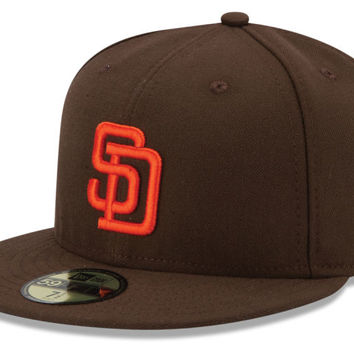 San Diego Padres MLB 2015 SE On-Field 59FIFTY Cap