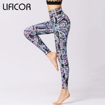 Women's Workout Yoga Pants Fitness Leggings Running Leggings Sport Quick Dry Athletic Pants Fitness Gym Clothing Sweatpants