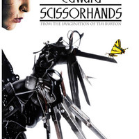 Edward Scissorhands Movie Poster 11x17