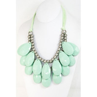 Heather Statement Necklace