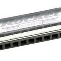 Hohner Progressive Series Rocket C Key Harmonica