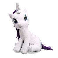 My Little Pony Figure with Light Up Horn - Rarity