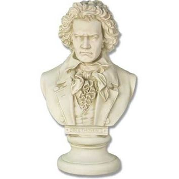 Beethoven Composer Portrait Bust Large 21H