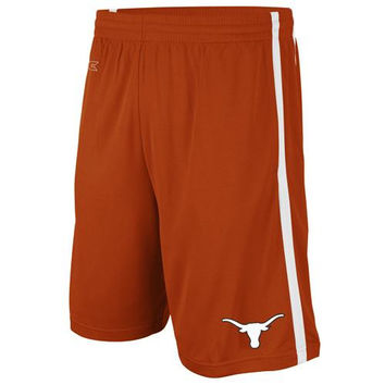 Texas Longhorns Draft Shorts - Burnt Orange