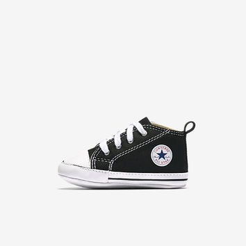 The Converse Chuck Taylor First Star (0-4c) Infant Bootie.