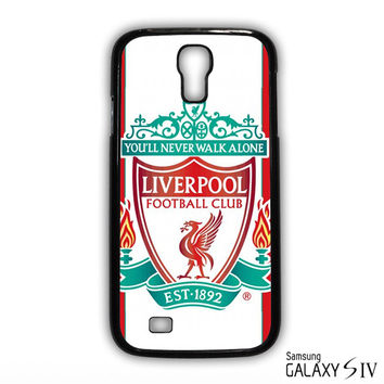 Liverpool Football Club The Reds for phone case Samsung Galaxy S3,S4,S5,S6,S6 Edge,S6 Edge Plus phone case