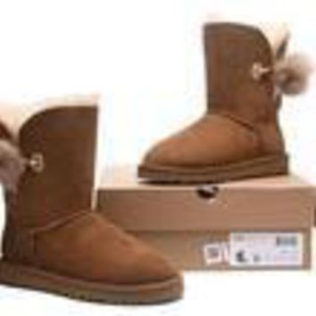 Best Deal Online UGG Limited Edition Classics Boots IRINA CHESTNUT Women Shoes 1017502
