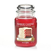 Red Velvet™ : Large Jar Candles : Yankee Candle