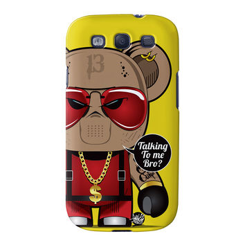 Bling Bling Full Wrap High Quality 3D Printed Case for Samsung Galaxy S3 by Gangtoyz