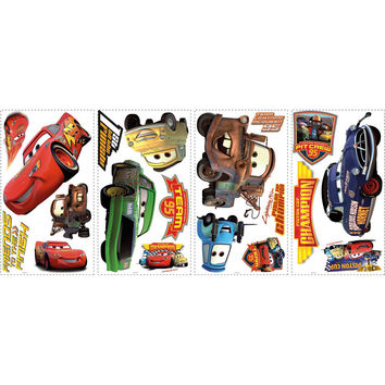 Disney Cars Piston Cup Champions Wall Decals