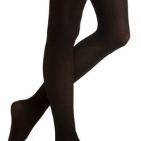 Tights for Every Occasion in Black | Mod Retro Vintage Tights | ModCloth.com