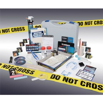 The Crime Scene Forensic Toolkit