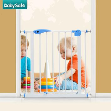 82-90cm  width  baby safety gate iron  1m length