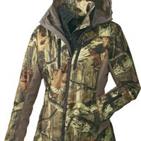 Cabela's Women's OutfitHER™ 4-in-1 Parka