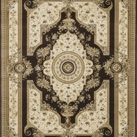 Loloi Welbourne Coffee / Ivory Area Rug