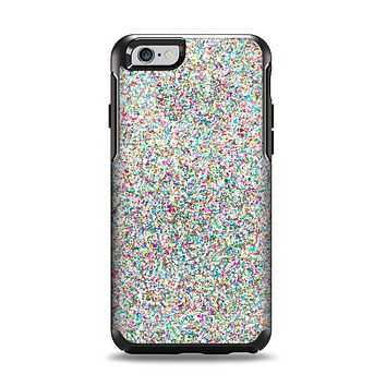 The Colorful Small Sprinkles Apple iPhone 6 Otterbox Symmetry Case Skin Set