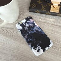 Black Marble Case,iPhone 6 Plus Case,Watercolor iPhone 6 Case, iPhone 5S, iPhone 5C4 , iPhone 5 Case,iPhone 4s Case,Samsung Galaxy S4,S5,S6