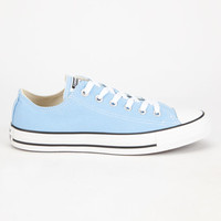 Converse Chuck Taylor All Star Low Shoes Light Blue  In Sizes