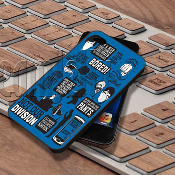 Sherlock Holmes Cover - iPhone 5/5S/5C/4/4S, Samsung Galaxy S3/S4/S5