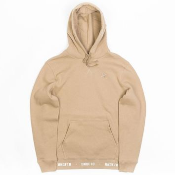 Undefeated Men UNDFTD Pullover Hoody (khaki)