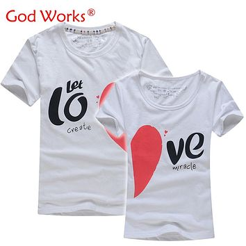 Lovers T Shirt For Couples And Lovers