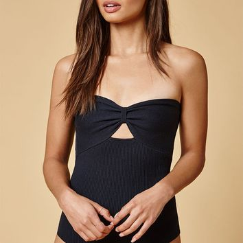 Honey Punch Strapless Bodysuit at PacSun.com