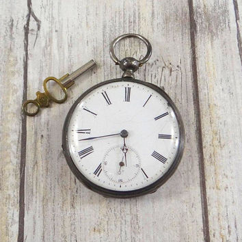 Antique Pocket Watch from 1860s