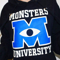 Monsters University Graphic Tops
