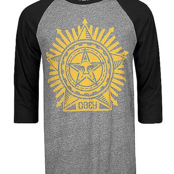 OBEY Superstar Mock Twist T-Shirt