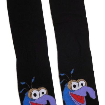 CREYXT3 MENS DISNEY THE MUPPET SHOW GONZO SOCKS ONE SIZE UK 9-12