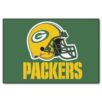 Green Bay Packers NFL Starter Floor Mat (20x30)