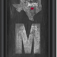 """Love your State and City """"Home"""" Black Texas"""