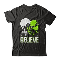 I Want To Believe Alien Ufo