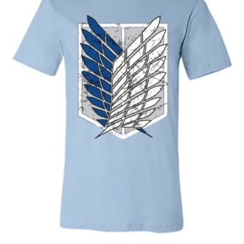 Attack On Titan - Unisex T-shirt