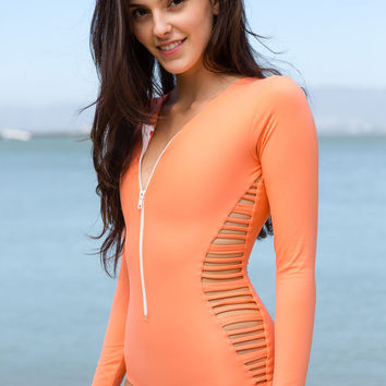 Issa de Mar - Makena One Piece | Papaya
