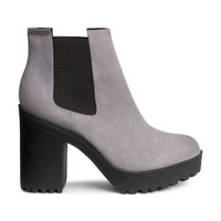 Platform Boots - from H&M