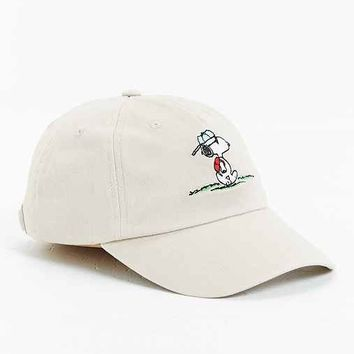 Snoopy Baseball Hat