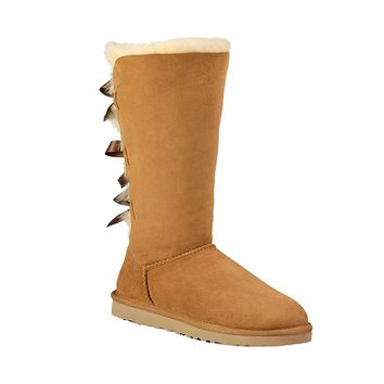 UGG Children's Bailey Bow Tall Boot Big Kids