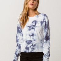 VANS Cloud Wash Blue Womens Tee