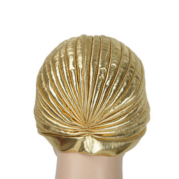 Feminist Killjoy Metallic Headwrap (Multiple Colors)