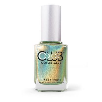 Color Club Halographic Hues Nail Polish, Multicolored, 0.5 oz - Angel Kiss - Walmart.com