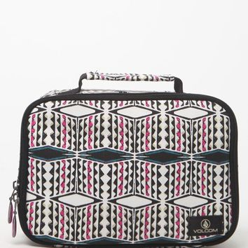 Volcom Poorkay Canvas Lunchbox - Womens Scarves