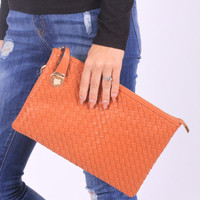 The Sidekick Woven Envelope