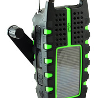 Eton Emergency Scorpion Solar Wind up Radio with torch AM/FM - FRSC